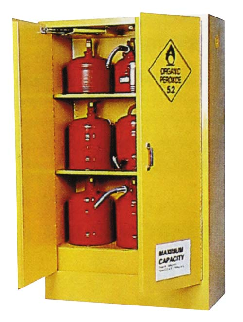 Peroxides Storage Cabinet