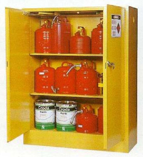 Flammable Liquid Storage