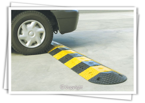 Traffic control - Speed Humps