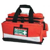 First Aid Softpack Bag Red Large Kit