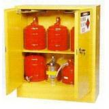 160L Flammable Liquid Storage Cabinet Int: 1045H x 1015W x 375D mm