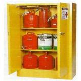 250L Flammable Liquid Storage Cabinet Int: 1545H x 1015W x 420D mm