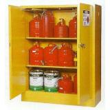 250L (Extra Capacity) Flammable Liquid Storage Cabinet Int: 1545H x 1345W x 495D