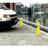 Single Rail Bumpa-Bar Barrier System