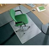 Printed Rectangular Chair Mat - 920 x 1220mm