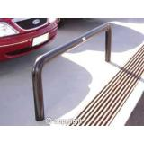 2m Wide Modular Steel Heavy Duty U-Bars (3 piece) - Galvanised