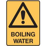Warning Signs - Boiling Water