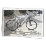 400mm Wide Bike Rack - Light Duty U-Bars