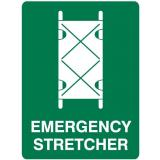 Emergency Signs - Emergency Stretcher