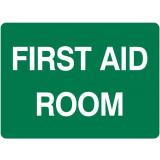 Emergency Signs - First Aid Room