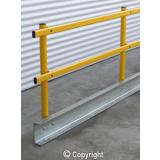 1.5 Metre Channel Rail Forklift Separation Module