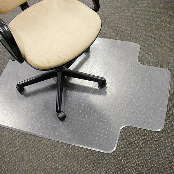 Under desk Chair Mat for fice 1100 x 1300 mm