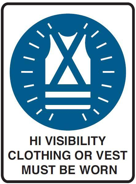 Vest Must Be Worn
