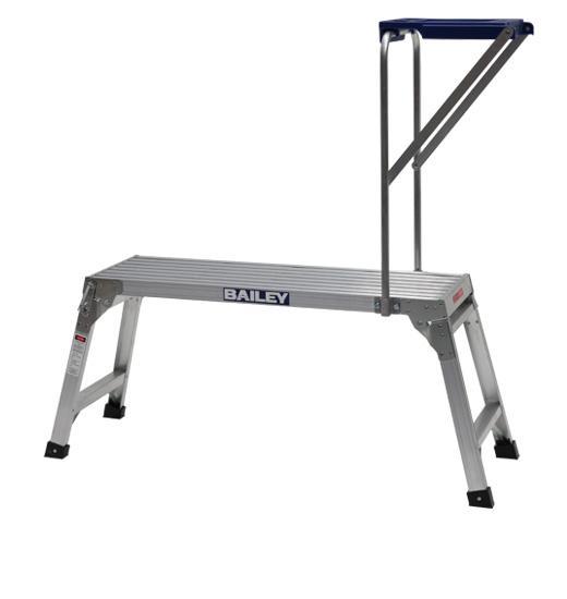 Aluminum Scaffold Work Platform : Aluminium kg work platform with tray